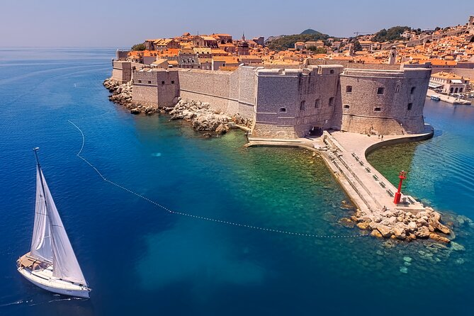 Dubrovnik Luxury Sailing Experience (4 hours)