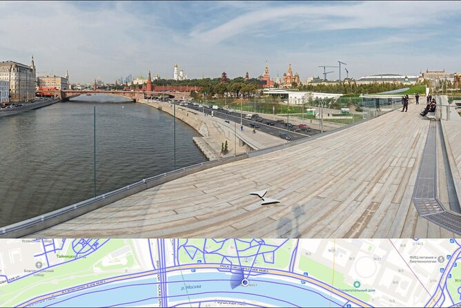 Virtual Guided Tour of Moscow and Russia (every day from 8am to 16pm NY time)