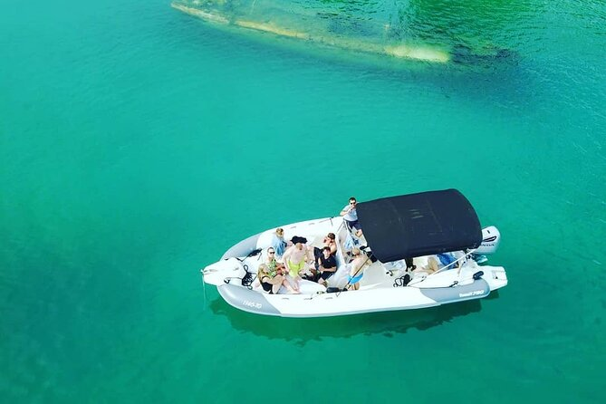 Blue Lagoon & Undiscovered Solta - Private relaxing tour to the nearby islands