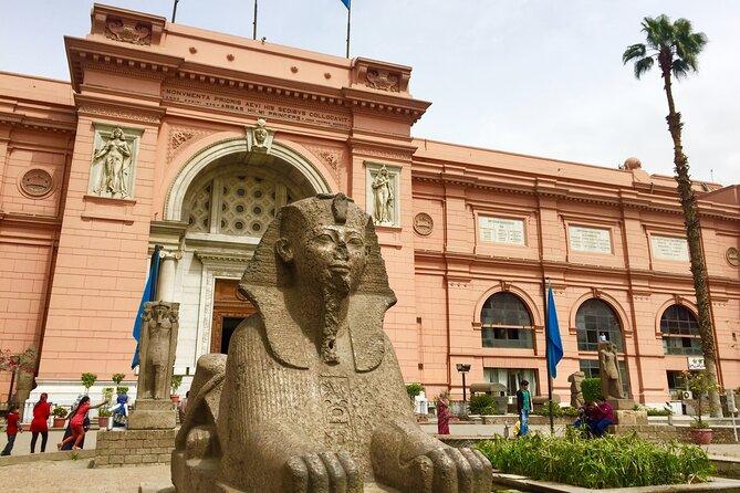 Cairo Day Trip from Hurghada, El Gouna, or Makadi