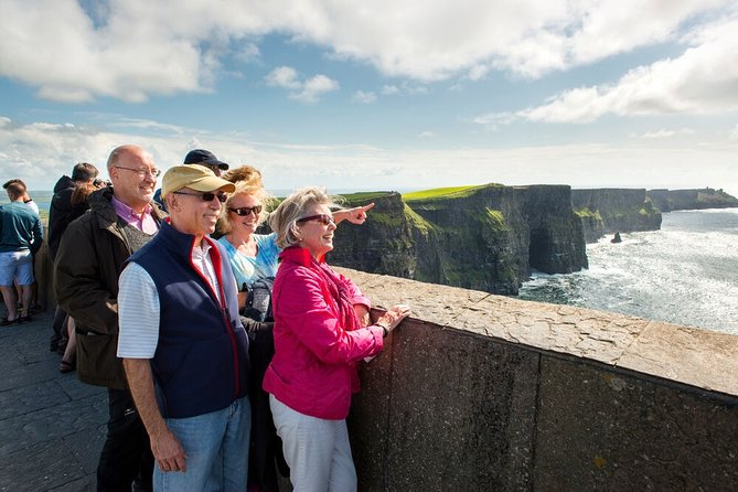 Cliffs of Moher and the Burren Private Tour
