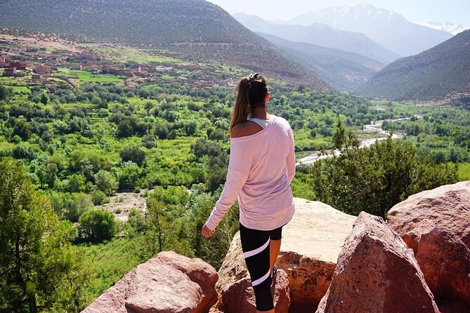 Marrakech: Atlas Mountains, & 5 Valleys Full Day Tour