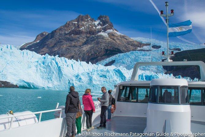 Gourmet Upsala and Spegazzini Glaciers