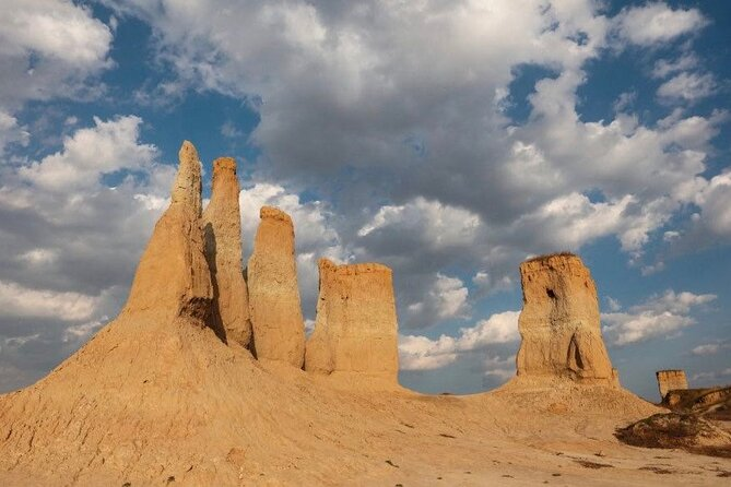 Private Datong City Day Tour: Huyan & Shanhua Temple, Volcanic Geopark, and More