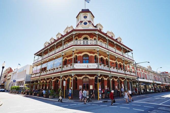 Grand Perth & Fremantle Tour with Tram & Cruise