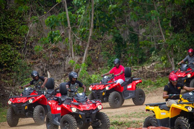 Rocky Hills by ATV Ride from Gampaha