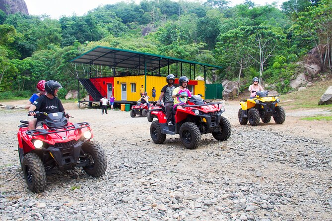 Rocky Hills by ATV Ride from Negombo