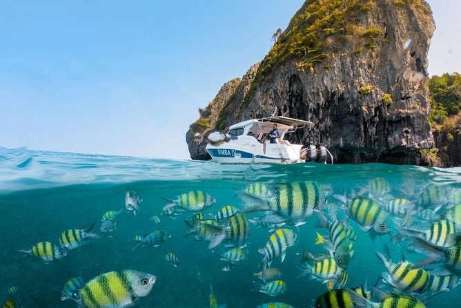 Premium Private Phang Nga Bay Charter Boat Tour ( Honeymooners Special )