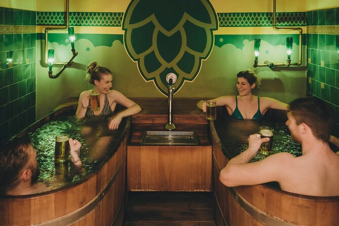 BeerSpa (45 minutes) + Szechenyi ticket (full day)