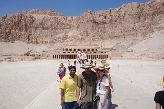 Luxor West Bank Tour To Hatshepsut Temple and Valley Kings