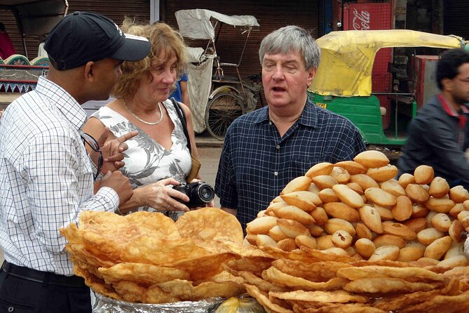 Private tour : Street Culinary tour of old Delhi