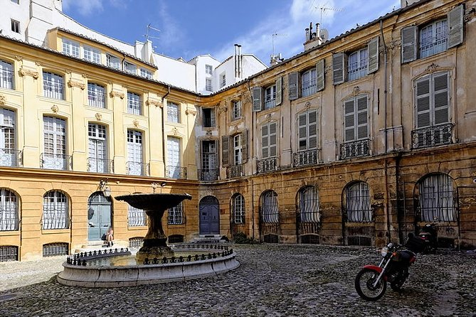 History and Renewal in Aix-en-Provence: A Self-Guided Audio Tour