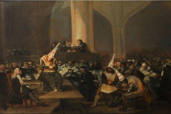 Spanish Inquisition and witchcraft in Cagliari