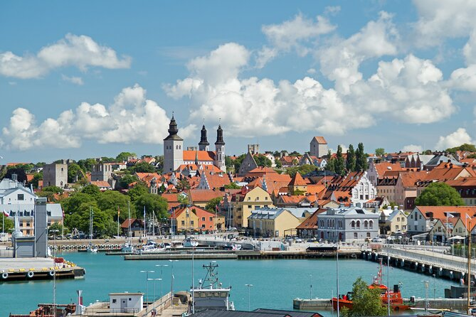 """Guided tour """"Love stories of Visby"""""""