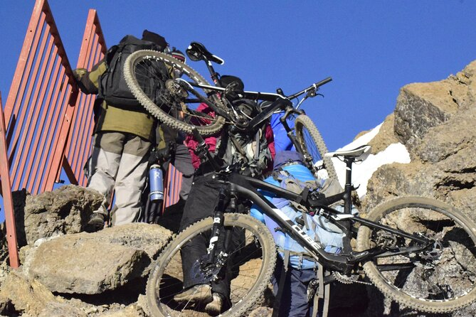 6 Days Kilimanjaro Bike Tour With Burigi Chato Safaris , Summit Kilimanjaro with Bikes,