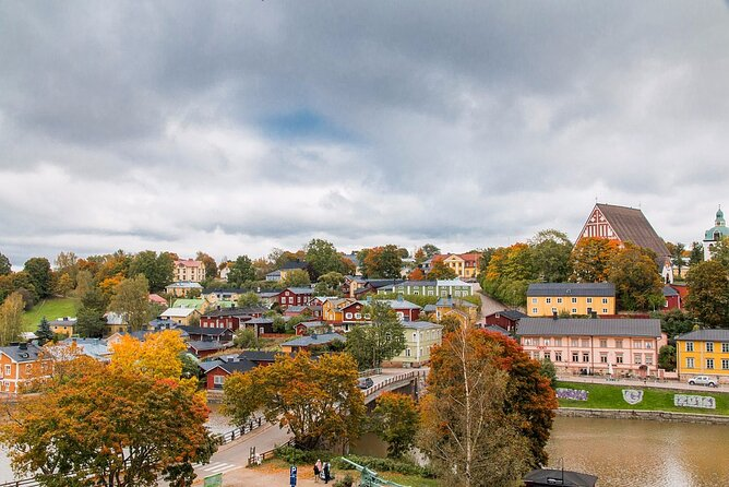 Private 4-hour tour to Porvoo from Helsinki with private pick up & drop off