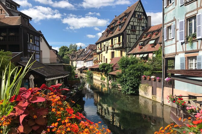 Discover Alsace and its Wine Route with a private chauffeur from Colmar