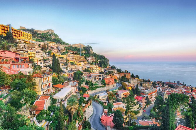 Best of Eastern Sicily: Taormina and Castelmola private tour from Giardini Naxos