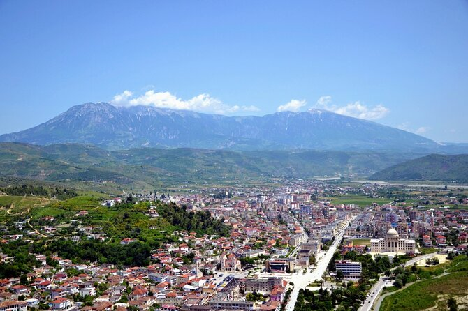 Full day tour from Berat to Tomorr Mountain and Bogova waterfalls