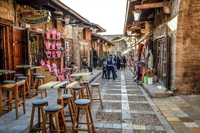 6-Day Lebanon Private Tour with Airport Pickup