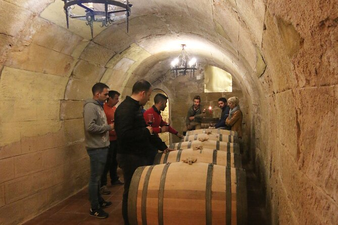 Private Wine Tasting in San Vicente de la Sonsierra