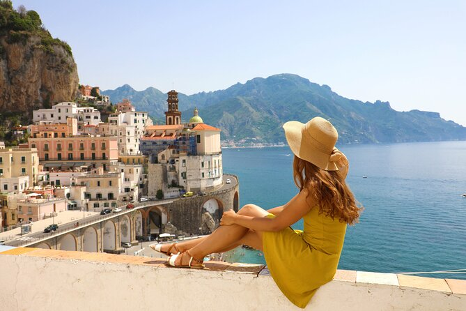 The best of Amalfi walking tour