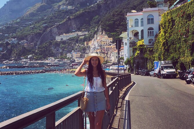 """Guided tour """"Love stories of Amalfi"""""""