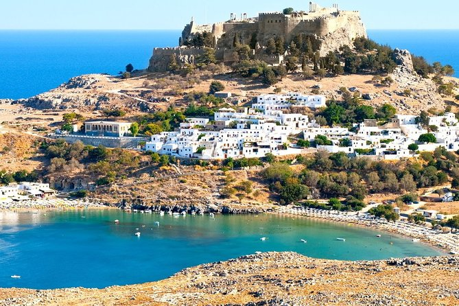 Explore all secrets of Rhodes island on a full-day private tour