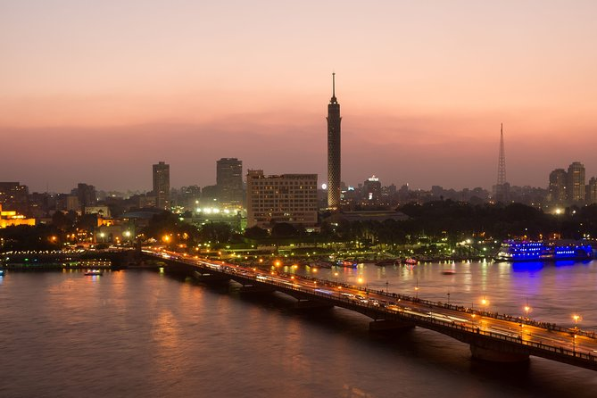 Explore Cairo: The Paris of The Middle East-Private Tour