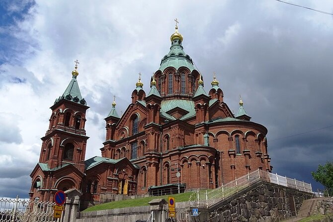 Private city tour of Helsinki with driver and guide - Hotel or cruise pick up