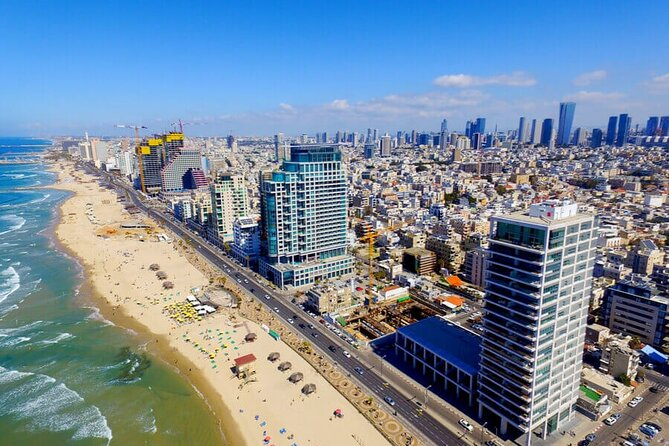 Private Transfer: From the Dead Sea to Tel Aviv