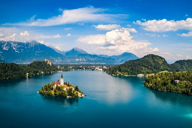 An amazing journey to Ljubljana capital city and marvelous Lake Bled