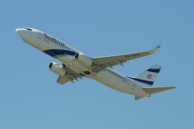 Jerusalem to Tel Aviv Ben Gurion Airport Private Departure Transfer