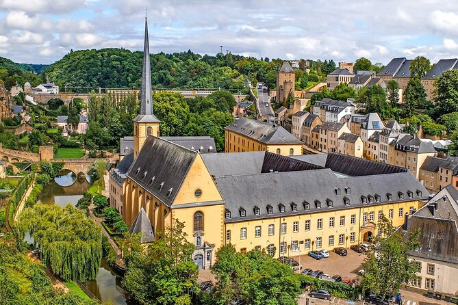 Luxembourg Private Walking Tour