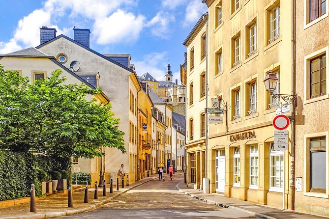 Discover Luxembourg in 60 Minutes with a Local