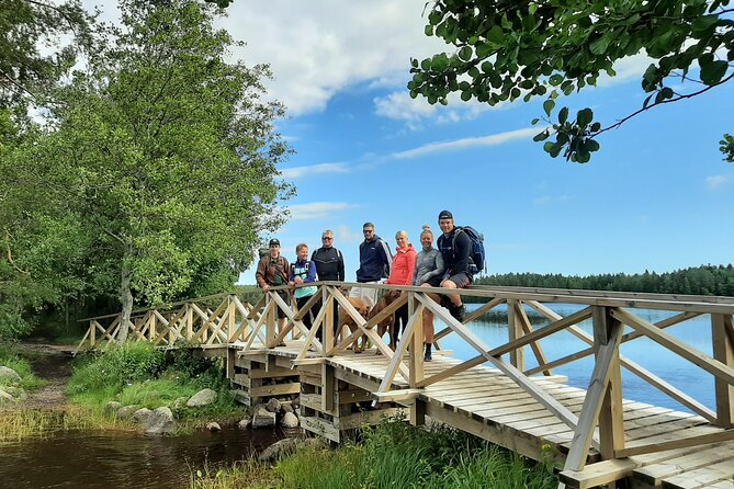 Private all-inclusive tour to a National Park from Helsinki