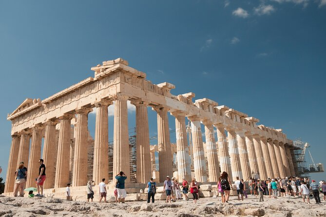 Athens experience & Cape Sounion / Day Tour 8 - 9 hrs