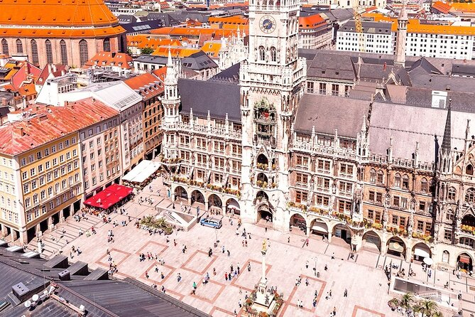 Munich through the centuries: An audio tour through Munich's culture and history
