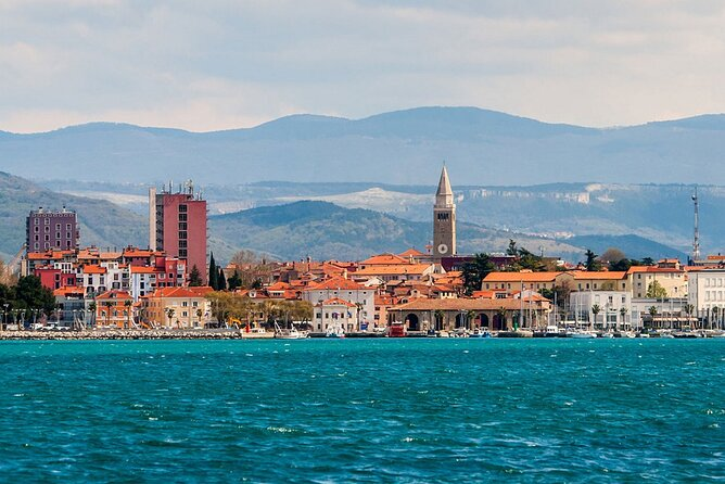 Discover the secrets of Koper and coastal towns on a private full-day tour