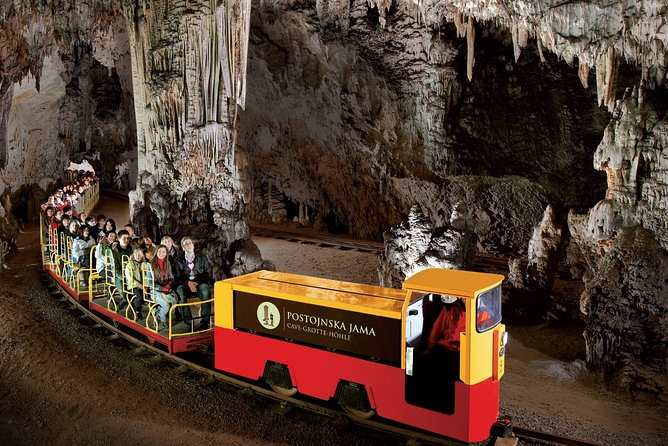 Explore the largest cave in Europe and a Fairytale Medieval Castle private tour