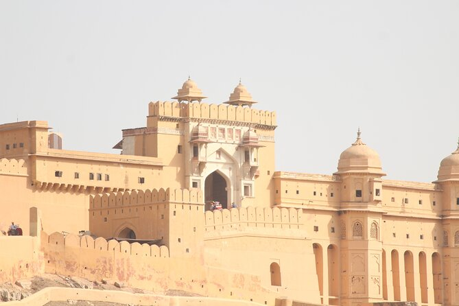 Full-Day Private Sightseeing Tour of Jaipur