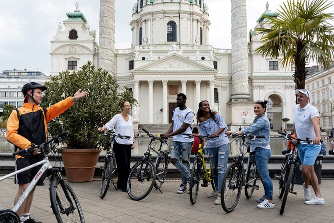 Half-day bike tour in Vienna