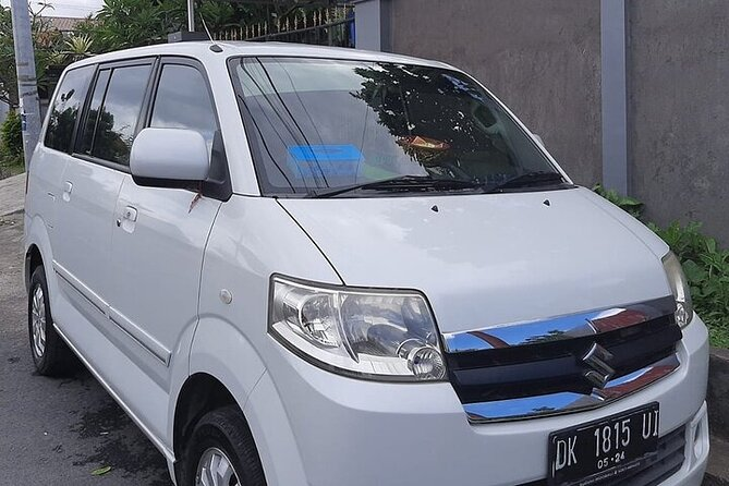 Private Transfer from Bali Airport to Hotel in Ubud