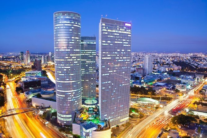 Private Arrival Transfer: From Ben Gurion Airport to Tel Aviv City Center