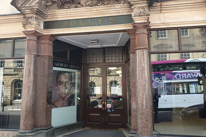 The splendour of Georgian and Victorian era Bath: An audio walk through the city