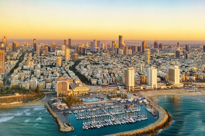 Private Transfer: From Jerusalem to Tel Aviv