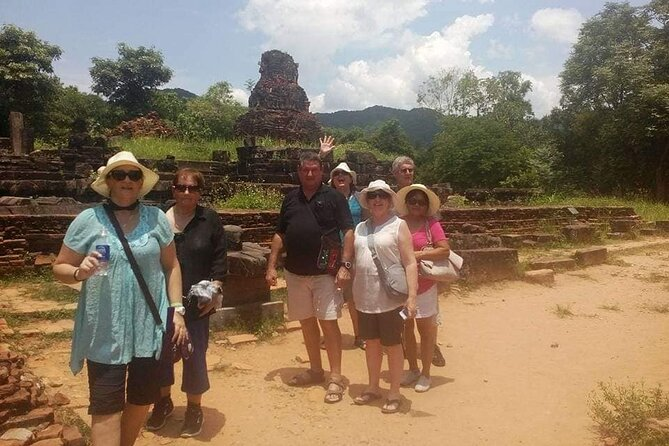 My Son Holyland Private Morning Tour & Hoi An Countryside Afternoon Private Tour