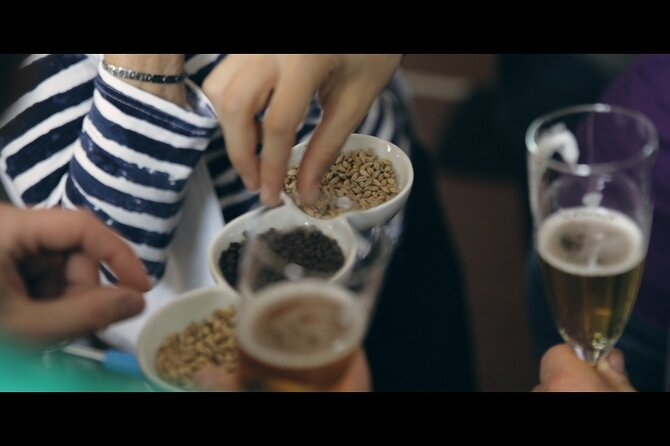 Private Beer & Food Tasting Day Trip to Countryside Craft Breweries from Prague