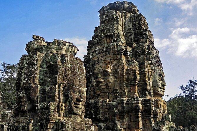 Angkor Grand Tour & 2 Extras Vehicle Tour