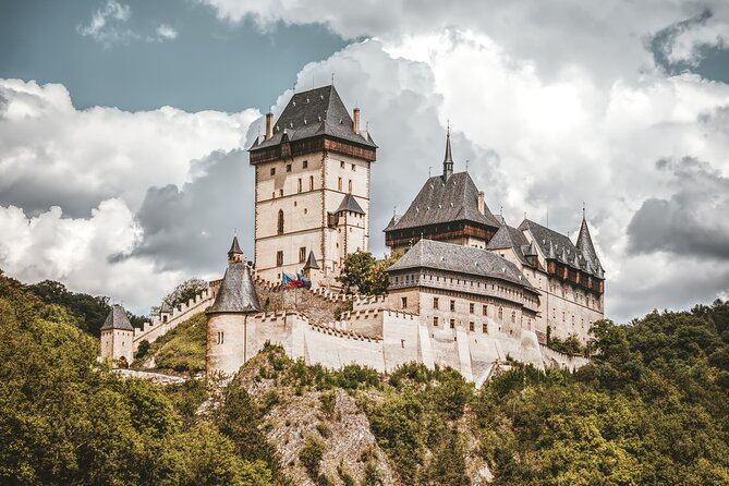 Private Bohemian countryside, Microbrewery tasting & Karlstejn castle lookout